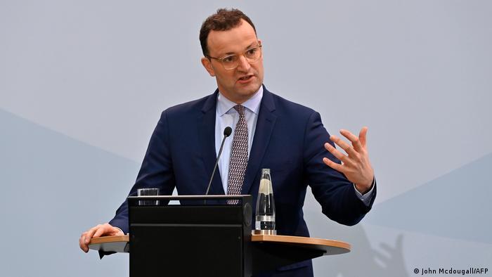 Berlin | Pressekonferenz: Jens Spahn