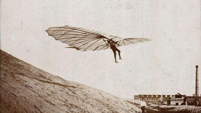Flash-Galerie Geschichte des Fliegens