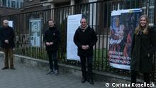 Deutschland Ausstellung Villa ten Hompel Deutsche Verbrechen in Griechenland