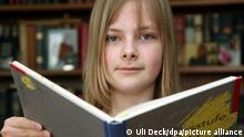 Deutschland 14-jährige Pforzheimerin Minu Tizabi mit Abitur Abschluss 1,0