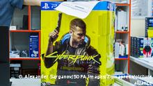 Russland Sony PlayStation 4 Cyberpunk 2077 Collector's Edition
