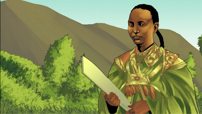 African Roots | Taytu Betul