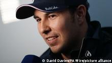 Formel 1 | Sergio Perez