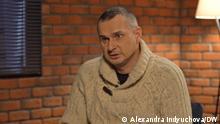 Ukraine Regisseur Oleg Sentzov im DW-Interview
