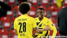 Fußball Bundesliga Union Berlin - Borussia Dortmund