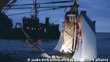 Schiffsunglück Fähre Estonia