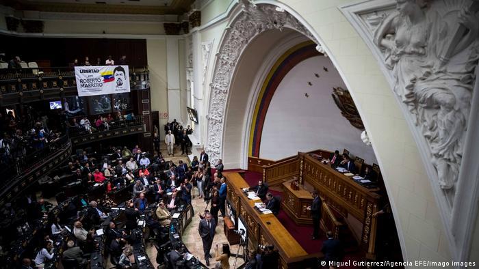 Venezuela Verfassunggebende Versammlung ANC