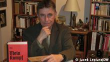 17.12.2020 Prof. Eugeniusz Cezary Król mit kritischer Ausgabe von Mein Kampf