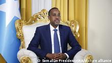 Somalia Ministerpräsident Mohamed Hussein Roble