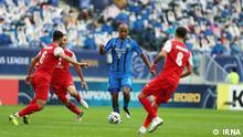 Fußball Persepolis Länderspiel Iran v Katar