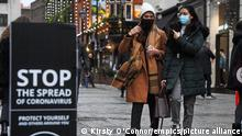 Großbritannien London | Coronavirus: Fußgänger in Covent Garden