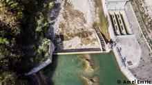 Bosnien und Herzegowina Bau Mini-Wasserkraftwerk
