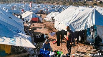 Καρά Τεπέ - στο στόχαστρο της γερμανικής κριτικής οι συνθήκες στους προσφυγικούς καταυλισμούς