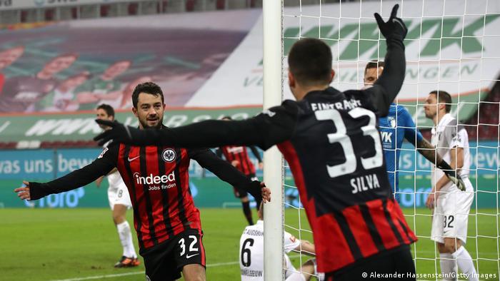 1. Bundesliga | FC Augsburg v Eintracht Frankfurt