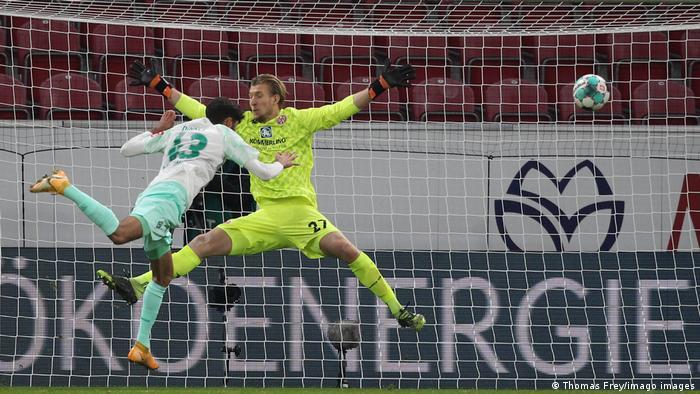 FSV Mainz 05 - SV Werder Bremen.