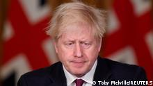 London Premierminister Boris Johnson