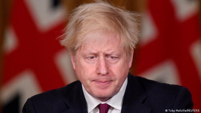 London Premierminister Boris Johnson