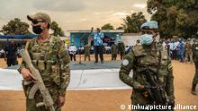 Zentralafrikanische Republik | Wahlkampf Präsident Faustin-Archange Touadera