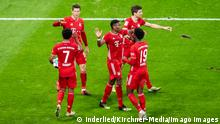Deutschland Bundesliga Bayer 04 Leverkusen gegen FC Bayern München
