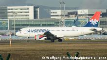 Symbolbild Air Serbia