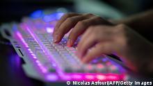 Symbolbild Hackerangriff