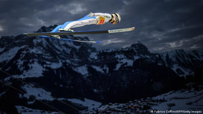 BdTD FIS Ski Jumping World Cup |Halvor Egner Granerud, Norwegen