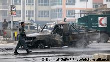 Afghanistan Kabul | Anschlag mit Autobombe