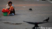 Bangladesch Armut Obdachlosigkeit Symbolbilder
