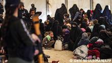 Syrien Camp al-Hol | Gefangenenlager für IS-Anhänger