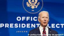 Wilmington Joe Biden | Vorstellung klimapolitische Konzept