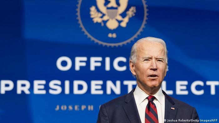 """Biden advierte de """"consecuencias devastadoras"""" si Trump no firma plan de  ayudas   El Mundo   DW   26.12.2020"""