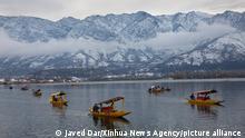 Indien Kashmir Tourismus Coronavirus