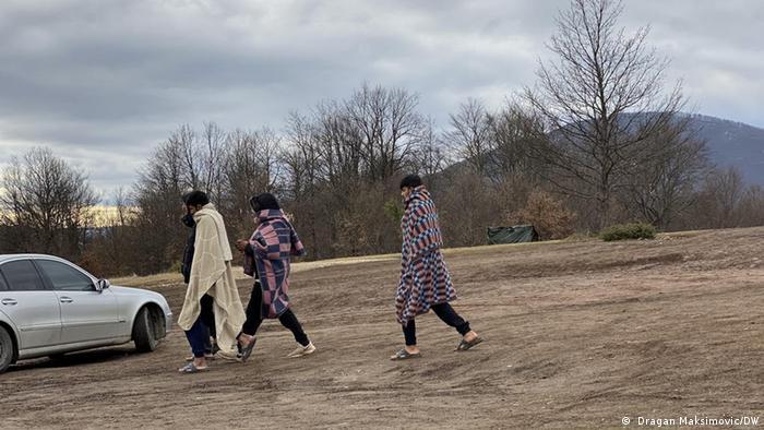 Ukoliko se kamp Lipa zatvori migranti će završiti u divljim kampovima po šumi