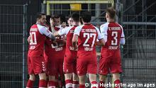 Fußball Bundesliga SC Freiburg v Hertha BSC | Tor 2:1