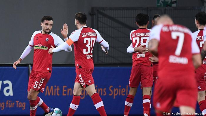 Freiburg v Hertha BSC