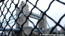 Symbolbild Europa schottet sich von UK ab | Tower