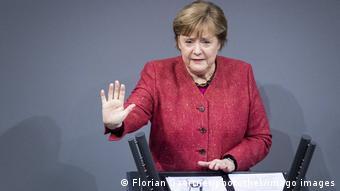Angela Merkel termine son mandat et s'en ira en 2021