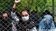 Afghanistan Corona-Pandemie