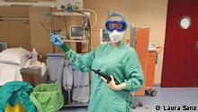 Spanien Madrid | Intensivmediziner in der Pandemie