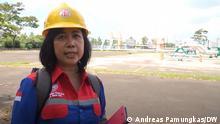 Indonesien Pri Utami Geothermie