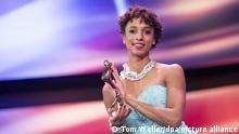 Gala zur Wahl der Sportler des Jahres 2020 | Malaika Mihambo