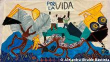 BG Puntadas contra el olvido: La obra de Alexandra Bisbicus