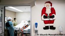 Bildergalerie Corona & Weihnachten |USA, Krankenhaus in New Jersey