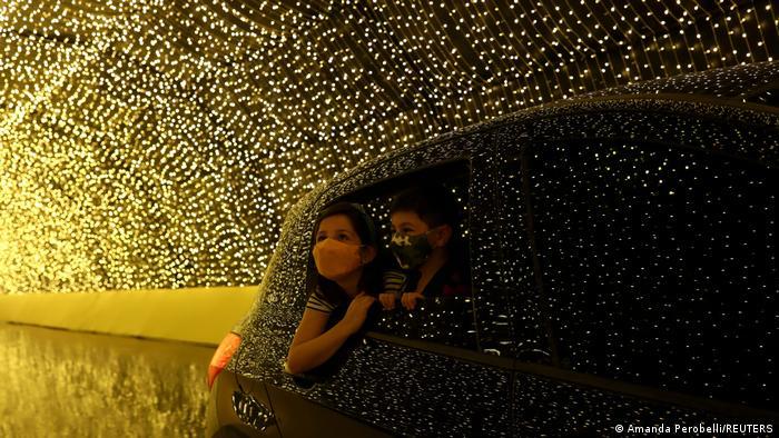 Bildergalerie Corona & Weihnachten | Brasilien, Sao Paolo