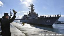 Japan Mutsu |Marine |Zerstörer Suzunami