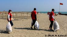 Bangladesch | International Coastal Cleanup in Saint Martin Island, Cox's Bazar