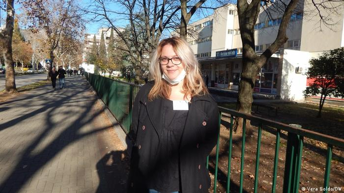 Bosnien und Herzegowina |Wahl in Mostar | Ajla Ovcina