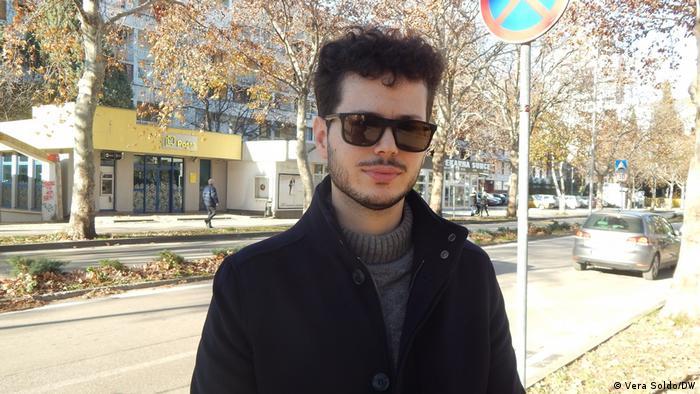 Bosnien und Herzegowina |Wahl in Mostar | Ivo Carapina, Aktivist