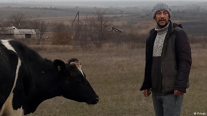 Юрій Макарський боїться, що через новий законопроєкт його змусять позбутися землі, яку він обробляє
