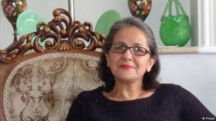ناهید تقوی از هشت ماه پیش تا کنون در زندانهای جمهوری اسلامی به سر میبرد